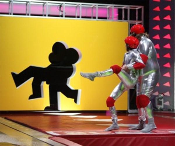 Brain Wall Japanese TV show