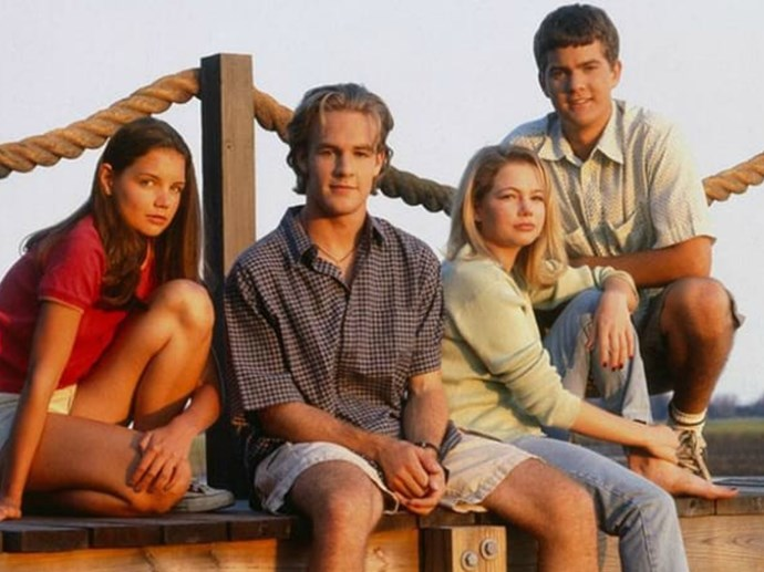 Dawson's Creek star reveals their one BIG problem with the series finale
