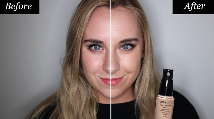 **Shiseido Synchro Skin Glow Luminising Foundation** <br><BR> **Best for: Extra hydration** <br><br> Yes, you loaded up on moisturiser this morning, but if you want a foundation that continues to hydrate skin throughout the day, look no further. Shiseido Synchro Skin Glow Luminising Foundation's formula provides 8 hours of moisture, so your complexion will look healthy and fresh all day, not just right after you've applied it. <br><br> Shiseido Synchro Skin Glow Luminising Foundation, $72, [David Jones].