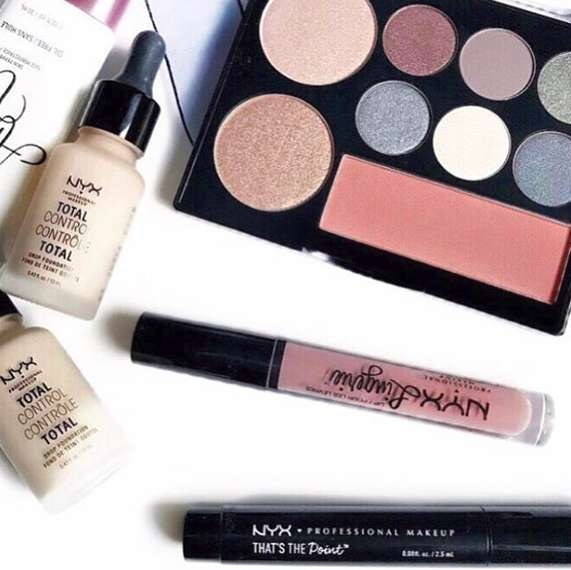 **NYX Professional Makeup**<br><br> NYX Professional Makeup has everything from liquid lipsticks, to eyelashes, contour kits and eye shadow palettes. Everything you'll ever need. <br><br> Not only are the products affordable, but they're high quality. So, if you want experiment with makeup and heighten your skills, it's a *really* good place to start. You'll 100% be standing in Priceline for *ages* filling your basket up with these goodies. <br><br> Hero Product: Soft matte Lip Cream.
