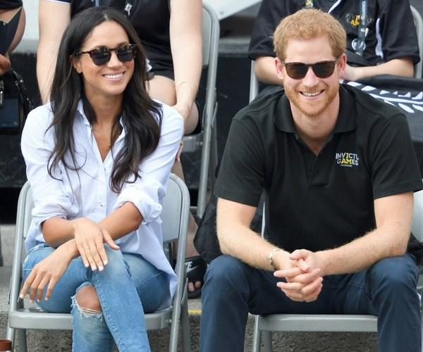 Meghan Markle Prince Harry Engaged