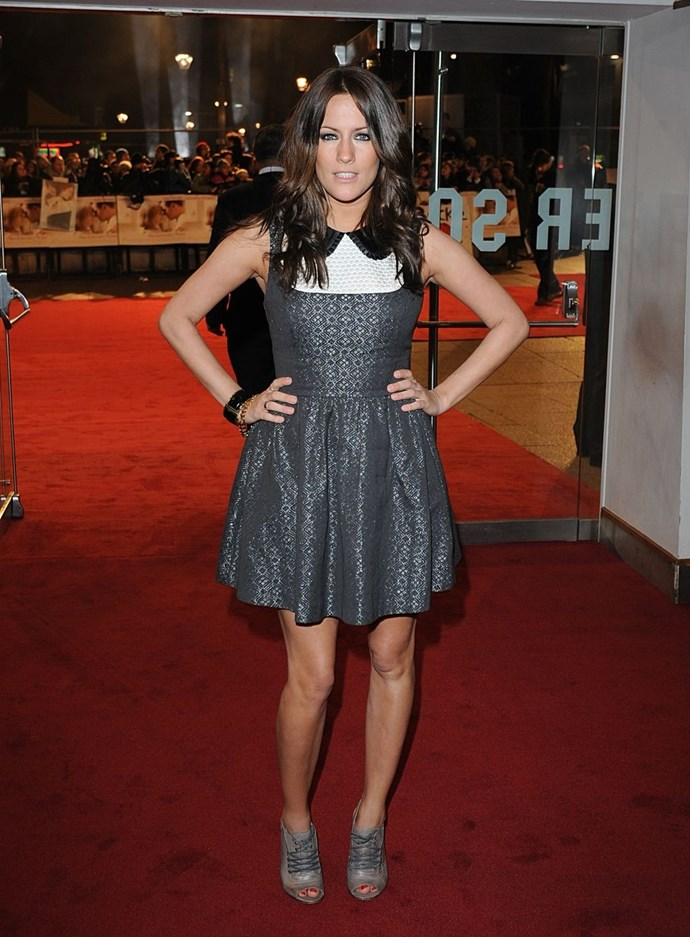 "**Caroline Flack**  *X Factor* host Caroline Flack, who was also once linked to Harry Styles, said that she [dated](http://www.dailymail.co.uk/news/article-3268184/I-Prince-Harry-s-bit-rough-X-Factor-star-Caroline-Flack-reveals-dated-royal-One-Direction-star-Harry-Styles-cougar.html|target=""_blank""