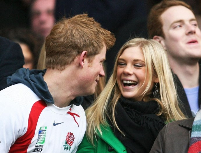 **Chelsy Davy**  Chelsy and Harry dated on and off from 2004 to 2010 after meeting at school, and in 2011, she attended Prince William's wedding to Kate Middleton. Chelsy worked as a lawyer for a few years after getting her law degree at Leeds University, but she later gave up law to launch a jewellery brand called Aya.