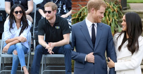 Charting Meghan Markle and Prince Harry's astrological compatibility