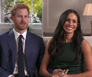 Prince Harry and Meghan Markle's proposal story will make you believe in love again