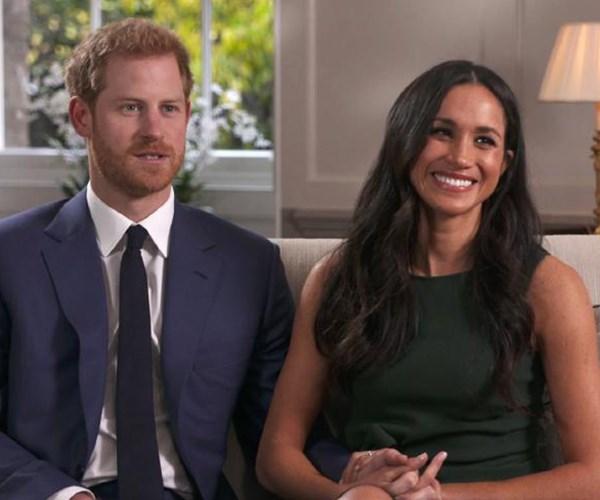 Prince Harry Meghan Markle proposal