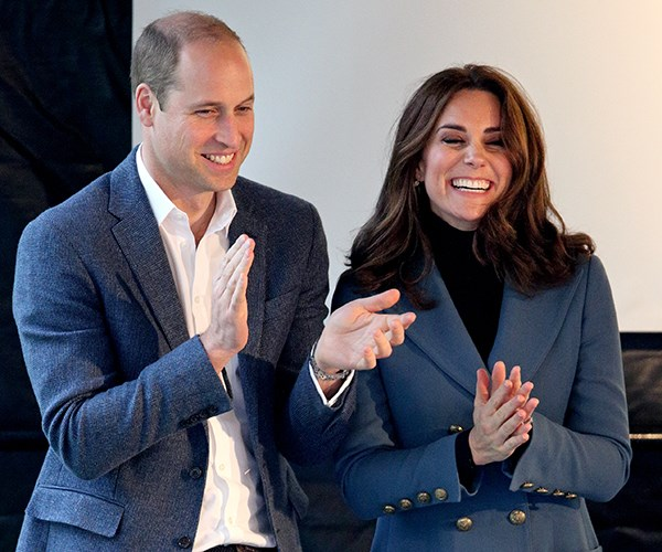 Kate Middleton and Prince William respond to Prince Harry and Meghan Markle's engagement