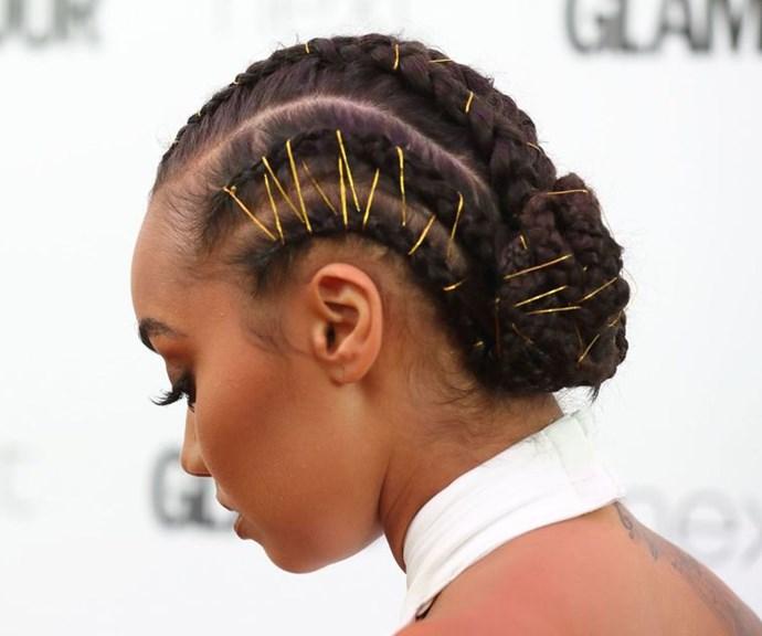 leigh anne pinnock hair