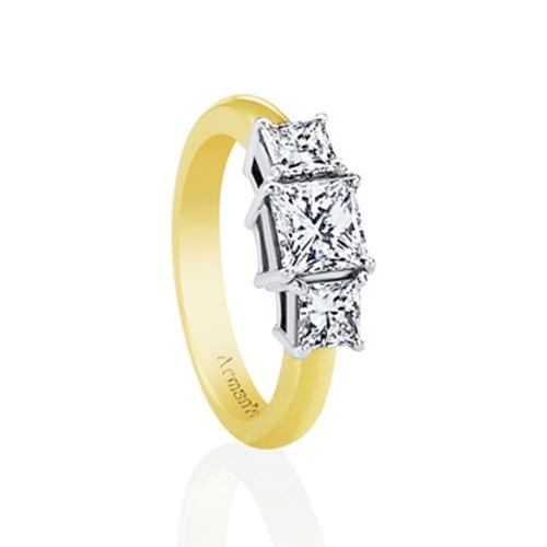 """Triology Diamond Engagement Ring, POA from [Armans Jewellery](https://www.armansfinejewellery.com/store/trilogy-diamond-engagement-ring/