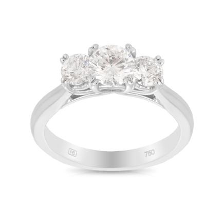 """18ct White Gold Ring, $6,899 from [Hardy Brothers](https://www.hardybrothers.com.au/products/9EJART01