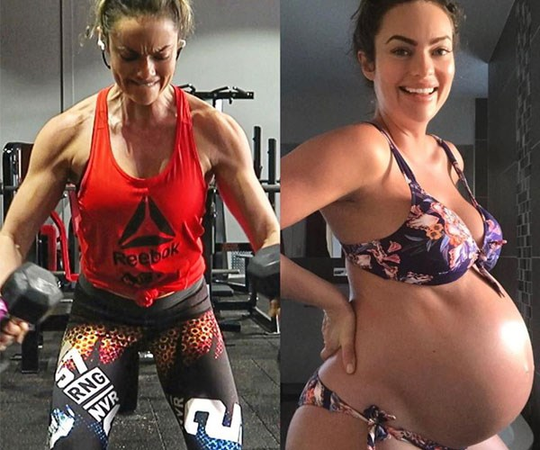 """Fitness blogger Emily Skye opens up about her pregnancy: """"It hasn't really gone to plan"""""""