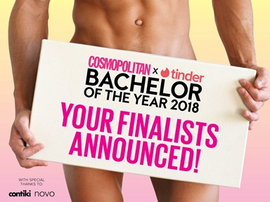 Vote now: Cosmopolitan Bachelor of The Year's top 30 most eligible bachelors