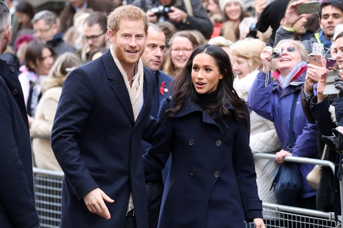 Meghan will be speaking out about causes she believes in for many years to come, after agreeing to marry Prince Harry