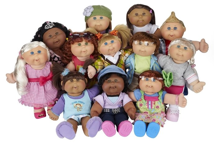 **1983: Cabbage Patch Kids**  These half-cute-half-creepy dolls sold an incredible 115 million worldwide.