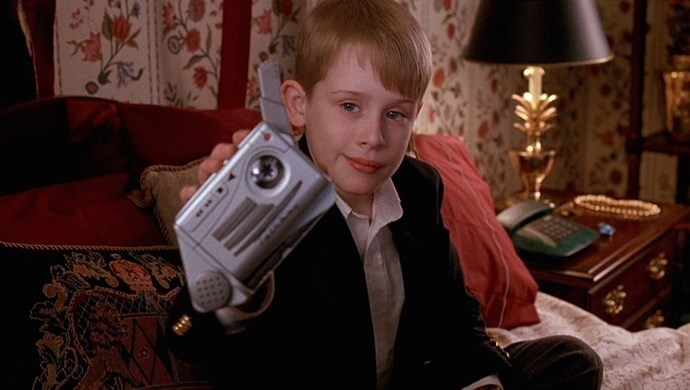 **1993: Talkboy**  As featured in *Home Alone 2*, the Talkboy was basically just a dictaphone. Which, as a journalist, I have to say, isn't actually that much fun.
