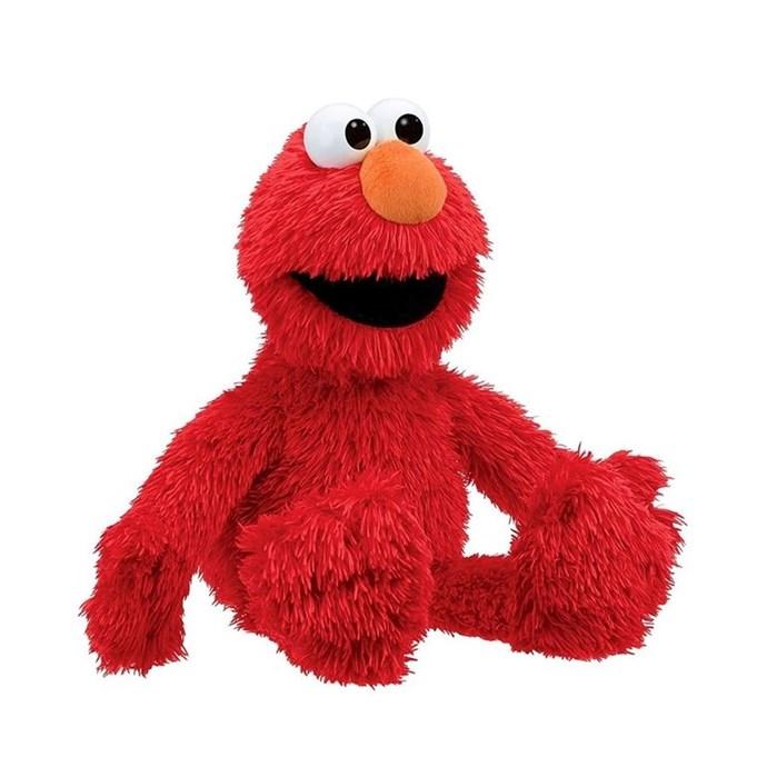 **1996: Tickle Me Elmo**  96% adorable, 4% creepy.