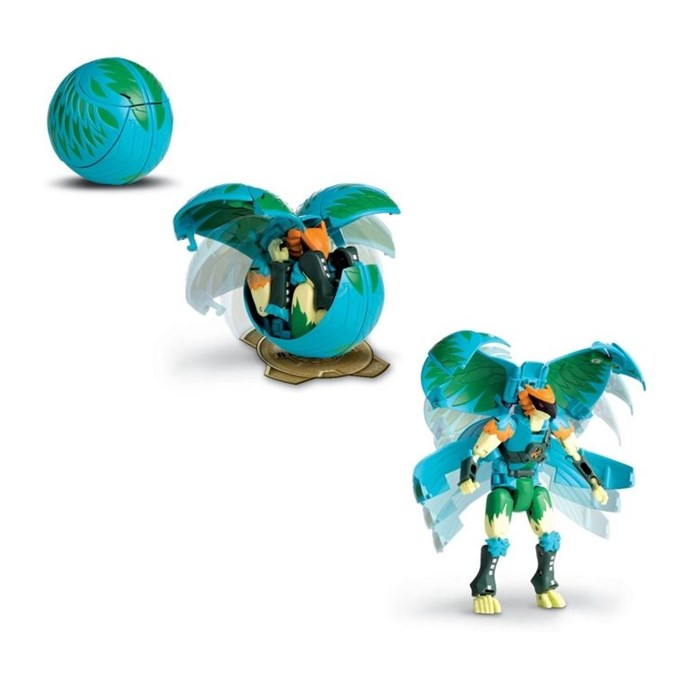 **2009: Bakugan Battle**  Not to be mistaken for a cat toy.