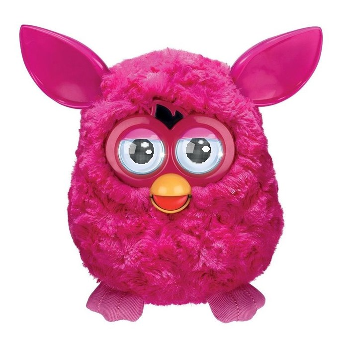 **2013: Furby**  Wait a minute... haven't we seen this guy before?