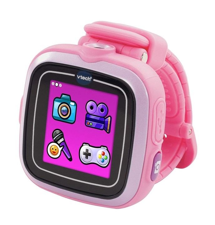 **2014: Kidizoom Smartwatch**  The Kidizoom Smartwatch is perfect for children. And adults who can't be trusted with Apple Watches...