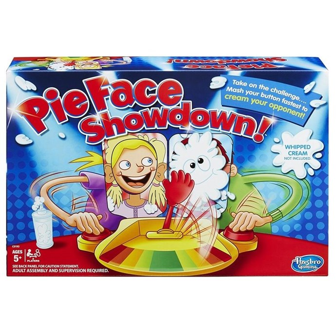 "**2016: Pie Face Showdown**  Genuinely one of the funniest toys ever invented.   *Via: [Cosmopolitan UK](http://www.cosmopolitan.com/uk/entertainment/g13985488/popular-80s-90s-00s-toys/|target=""_blank""