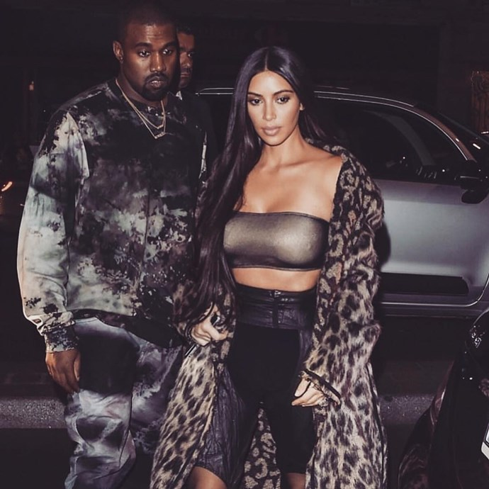 **Kim Kardashian**  It seems apt that Kim moved on from her marriage to Kris Humphries in record time, after they had one of the shortest marriages in Hollywood history — lasting just 72 days. Officially, their relationship wasn't legally over 'til June, 2013, and Kanye proposed to Kim four months after, in October, 2013.