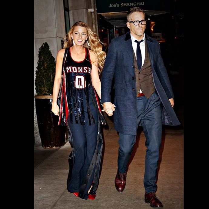 **Ryan Reynolds**   Ryan finalised his divorce from Scarlett Johansson in July, 2011, and married Blake Lively in September, 2012.
