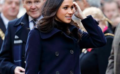 What Meghan Markle's Naturally Curly Hair Looks Like