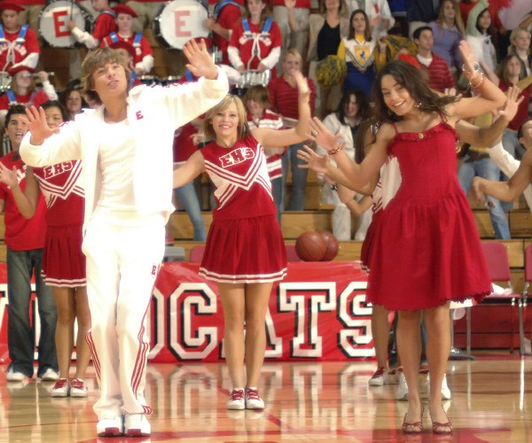 High School Musical Audition Tapes