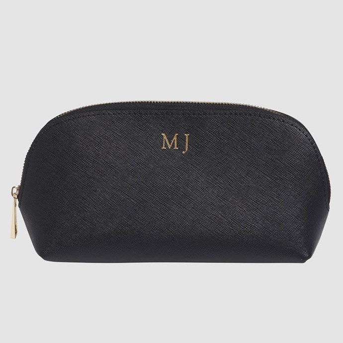 "**Black Cosmetics Case, $89.95 at [The Daily Edited](https://www.thedailyedited.com/black-cosmetic-case|target=""_blank"").**  A nice makeup bag is something that everyone needs, but never buys for themselves. So in our humble opinion, this cosmetics case by The Daily Edited is the best gift ever."