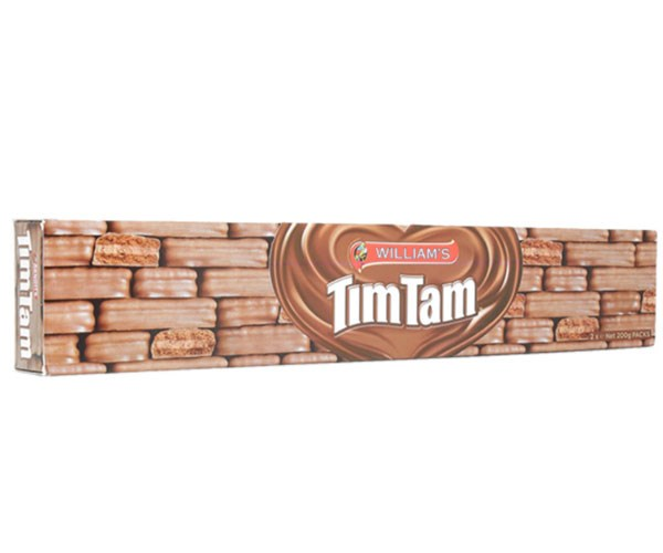 "Tim Tam Personalised Giftorium Gift Box, $9.99 at [Myer](https://www.myer.com.au/shop/mystore/arnotts-tim-tam-giftorium|target=""_blank"").  For a limited time only, you can buy a GIANT BOX of Tim Tams from Myer, adorned with the name of the person you're buying them for. Is this the best gift ever? We say yes."