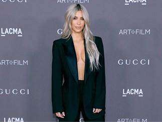 Kim Kardashian just debuted a new, much shorter haircut
