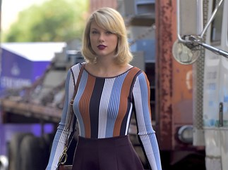 Taylor Swift's rare interview about her sexual assault trial