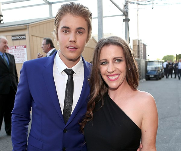 Is Justin Bieber's mum mad at him for his rushed engagement?