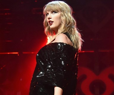 Taylor Swift and her boyfriend, Joe Alwyn, are snapped dancing adorably together
