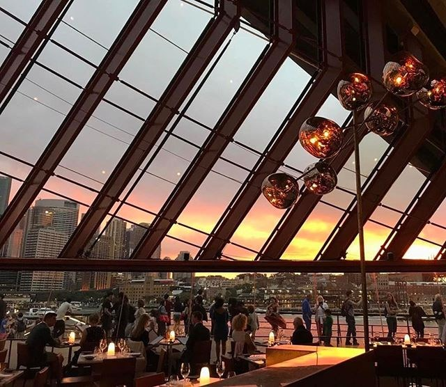 "**Bennelong** <br><br> You probably have to save Bennelong for special occasions, but when you finally go, it will be worth it. The dishes are works of art! And in the right spot, you'll be able to get stunning views of Sydney Harbour as you eat. <br><br> Image: [@bennelong_sydney](https://www.instagram.com/p/BTBLiL4jCZD/?taken-by=bennelong_sydney|target=""_blank"")"