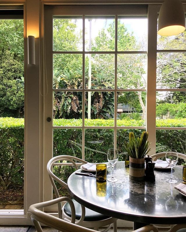 "**Chiswick** <br><br> You can't go to Chiswick without ordering its signature lamb. You also can't go to Chiswick without taking a photo that isn't photobombed by its lush green grounds. <br><br> Image: [@ms.angelaferguson](https://www.instagram.com/p/BcV5N0QHnT8/|target=""_blank"")"