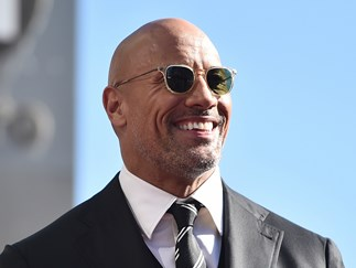"The Rock repeats he's ""seriously considering"" running for President"