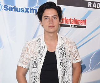 cole sprouse riverdale red carpet