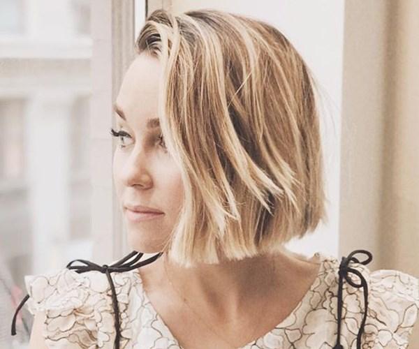 The beauty evolution of Lauren Conrad
