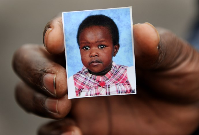 Ayen Chol, 4, was killed by a pit bull that wandered into her home.