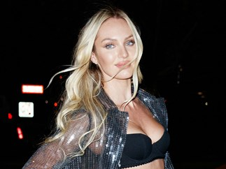 Candice Swanepoel Is Pregnant with Her Second Child