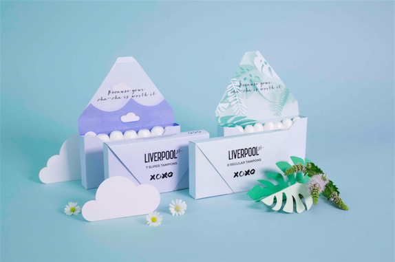 Most period subscription services will only let you choose one type of tampon - e.g. regular or super -to cater for your bloody needs, but Liverpool Street offer a Mixed Bundle package where you can combo regular and super tampons. Win. <br> <Br> Mixed Bundle Subscription, $7.99 from [Liverpool St.](https://liverpoolst.com.au/products/mixed-bundle).