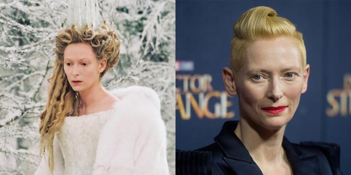 Tilda Swinton AKA White Witch