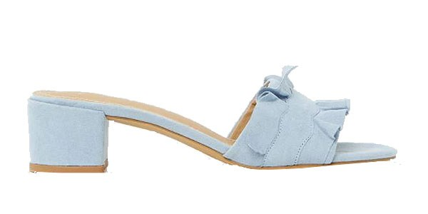"Shoes, $50, Spurr at [The Iconic](https://www.theiconic.com.au/adette-ruffle-mules-500161.html|target=""_blank""