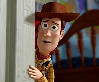 Toy Story Woody Voice Tom Hanks Jim Hanks