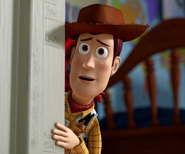 Toy Story Woody Voice Tom Hanks Jim Hanks