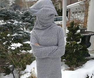 Leave me alone sweater goes viral