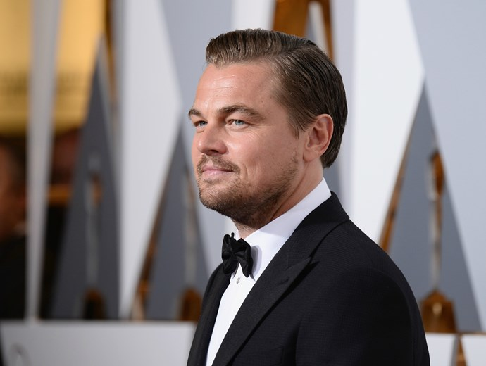 Leonardo DiCaprio's Got a New Girlfriend and You Bet Your Cargo Shorts She's a Model