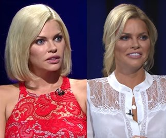 Sophie Monk Hard Chat 2017
