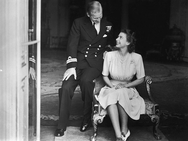 The wedding of Elizabeth II and Prince Philip, Duke of Edinburgh took place on 20 November 1947 at Westminster Abbey in London.
